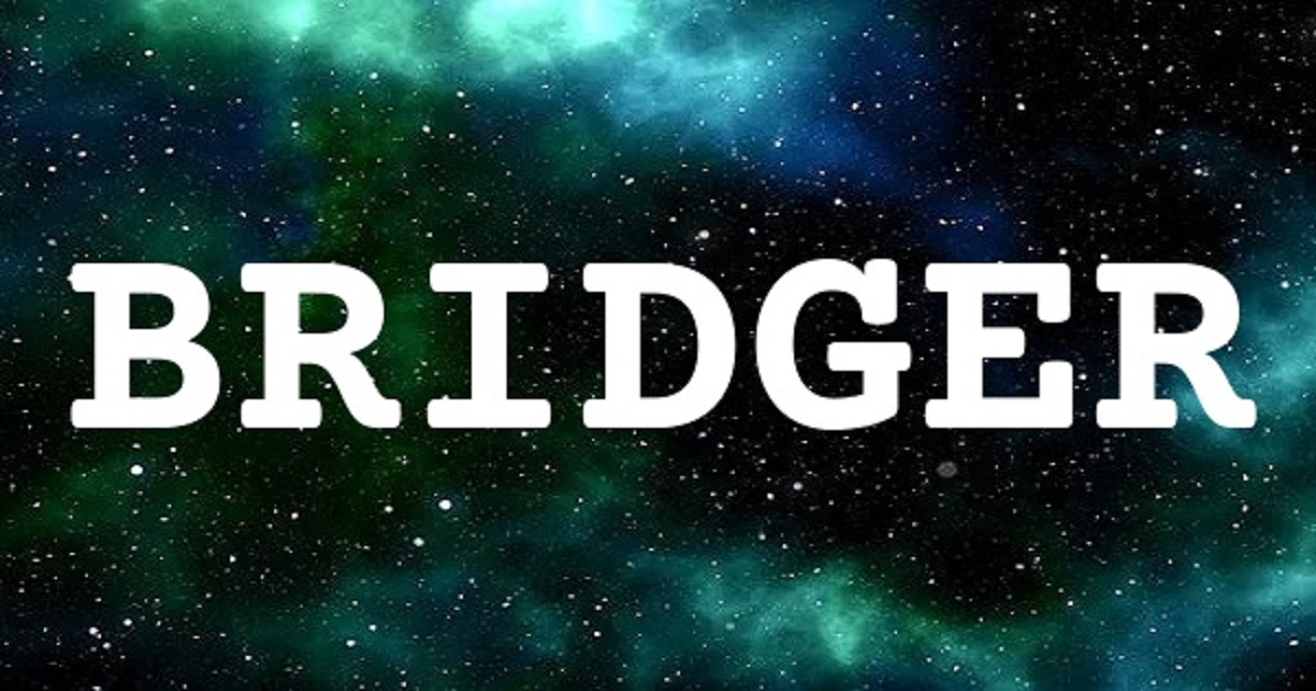 BRIDGER英文名字意思